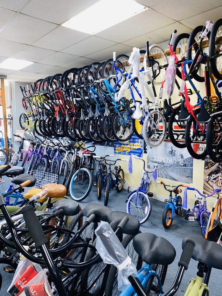 Frank's Bike Shop: 10335 Lakewood Blvd, Downey, CA