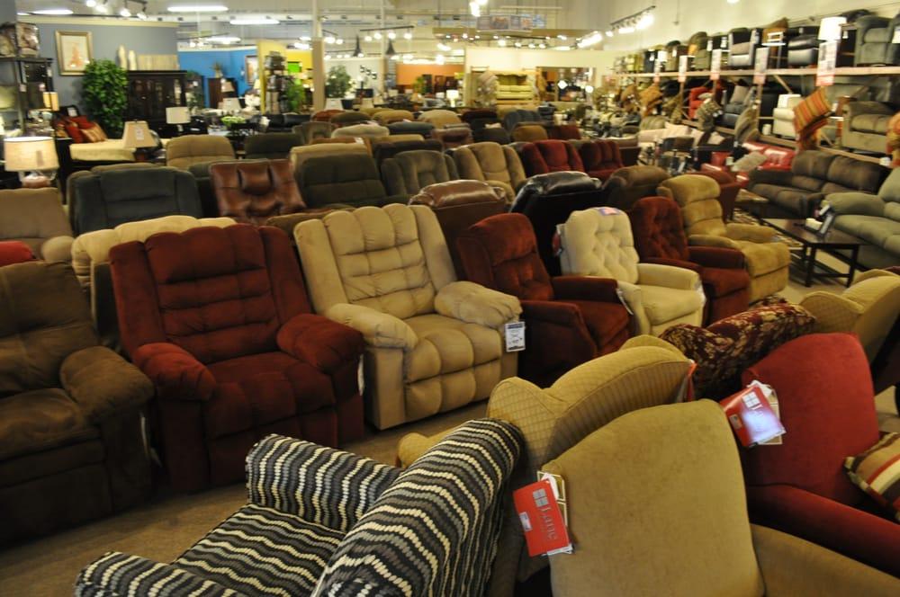 evans furniture galleries 23 fotos 68 beitr ge m bel 2101 dr martin luther king jr pkwy. Black Bedroom Furniture Sets. Home Design Ideas