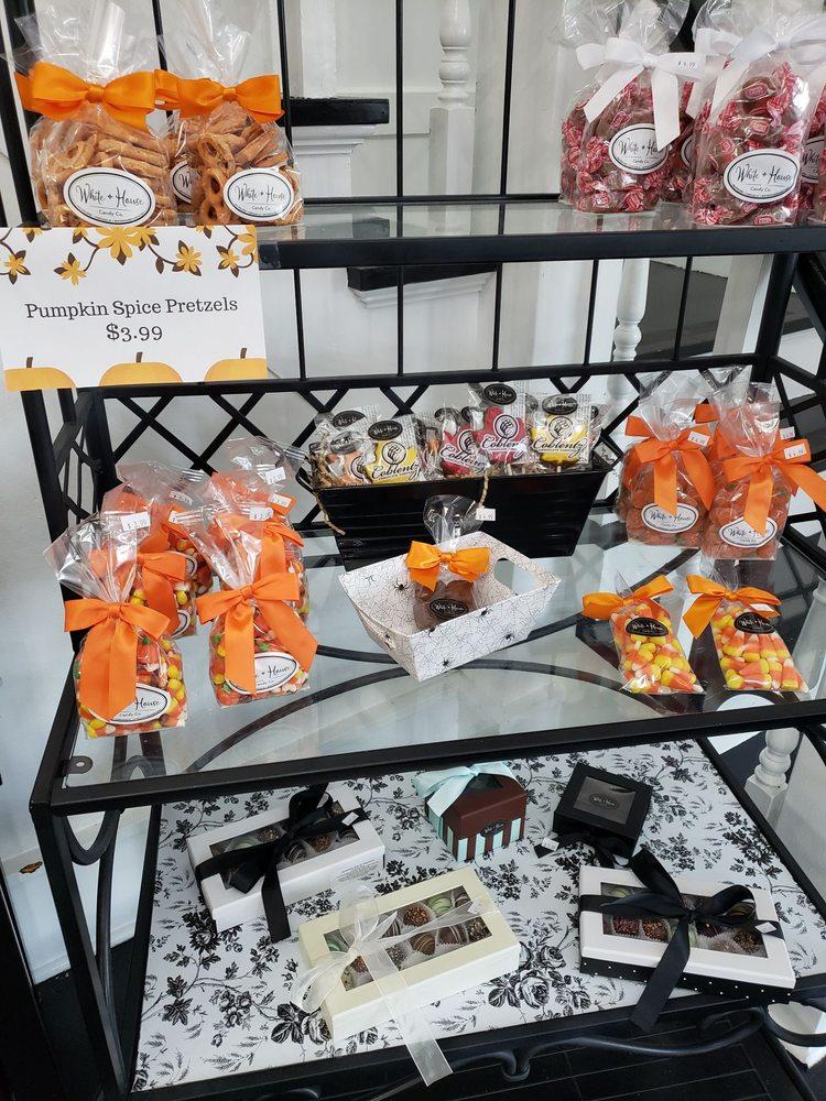 White House Candy: 317 E Chestnut St, Corydon, IN