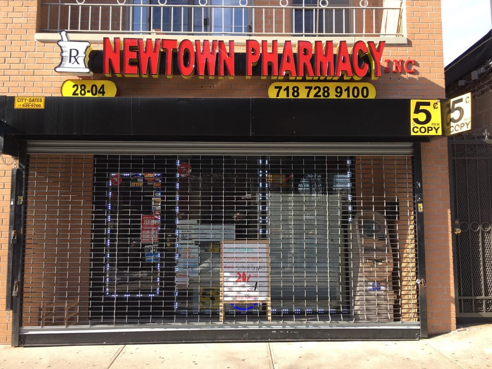 Newtown Pharmacy: 2804 31st St, Astoria, NY
