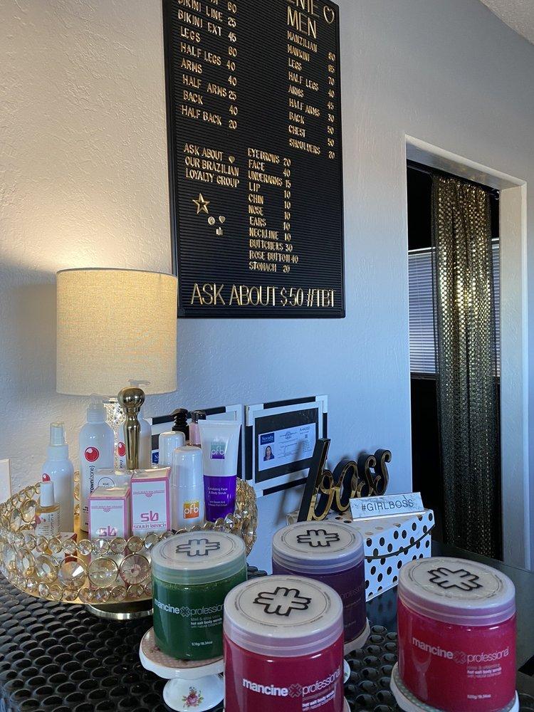 Mz. Va-Genie's Wax Bar Inc.: 655 Greenbrae Dr, Sparks, NV