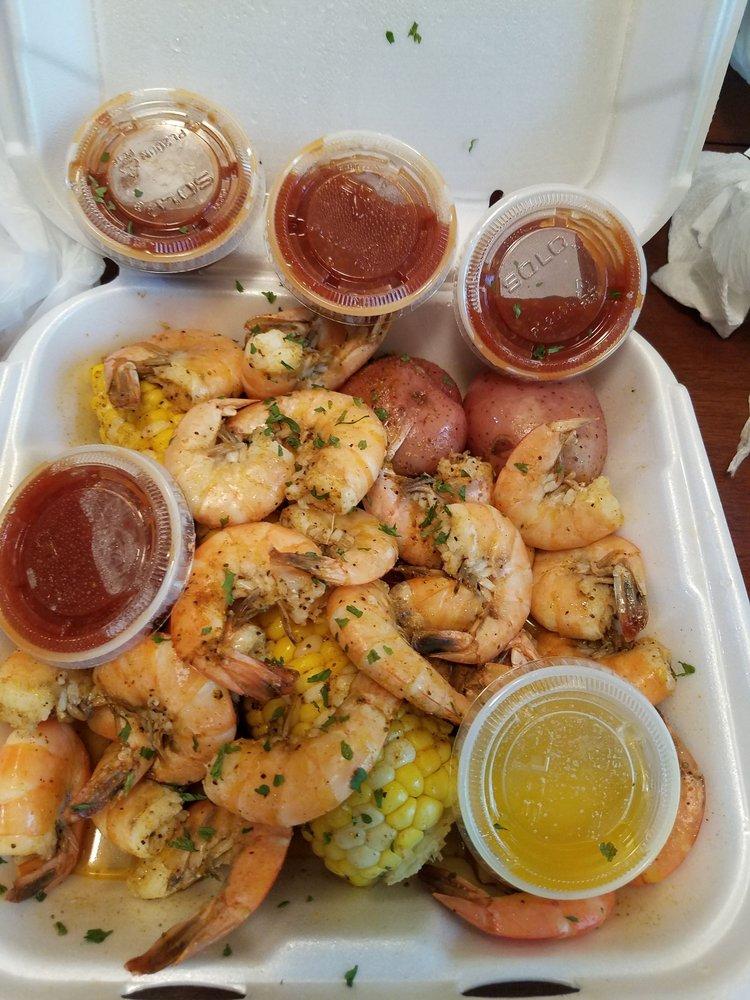 Bubba Gandy Seafood: 2525 Keith Dr, Columbia, TN
