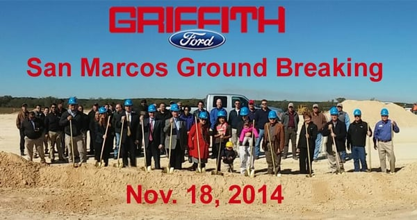 Griffith Ford 2661 N Interstate 35 San Marcos Tx Federal Government