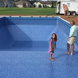 Photo Of Backyard Pools Elkhart In United States S Having Fun