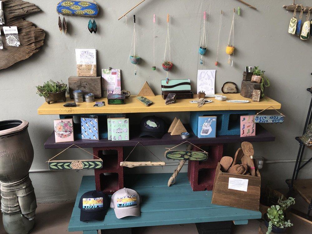 Seapod Studio & Boutique: 824 L St, Arcata, CA