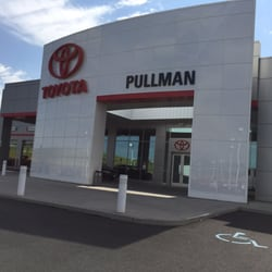 Jess Ford Pullman >> Toyota Of Pullman 8683 State Route 270 Pullman Wa 2019