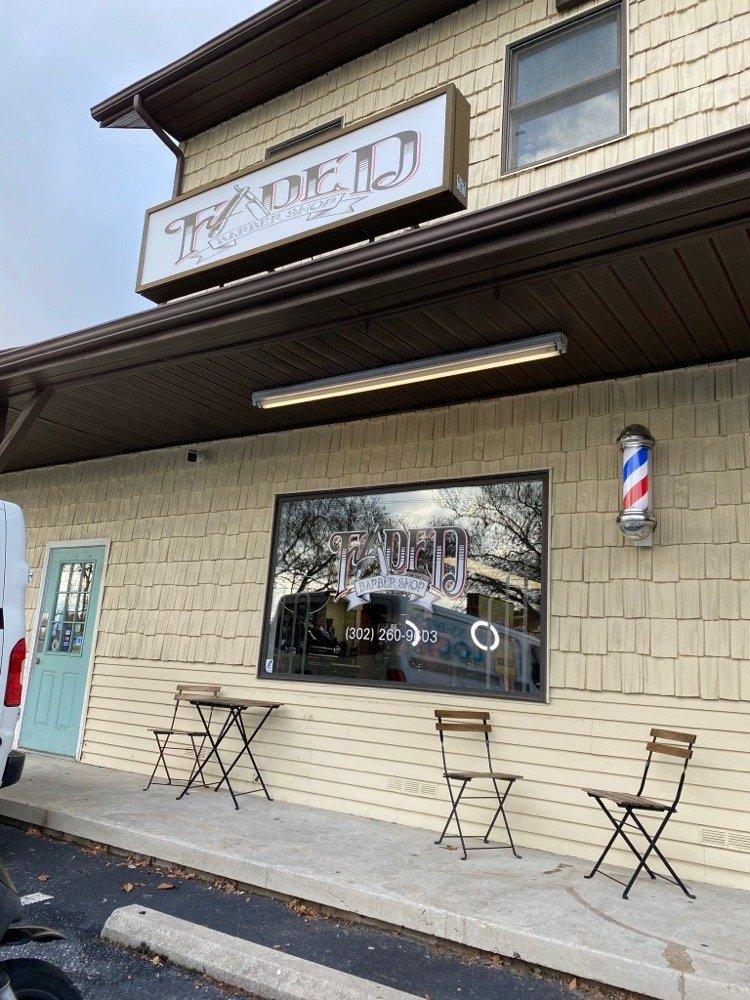 Faded Barber Shop: 37385 Rehoboth Ave, Rehoboth Beach, DE