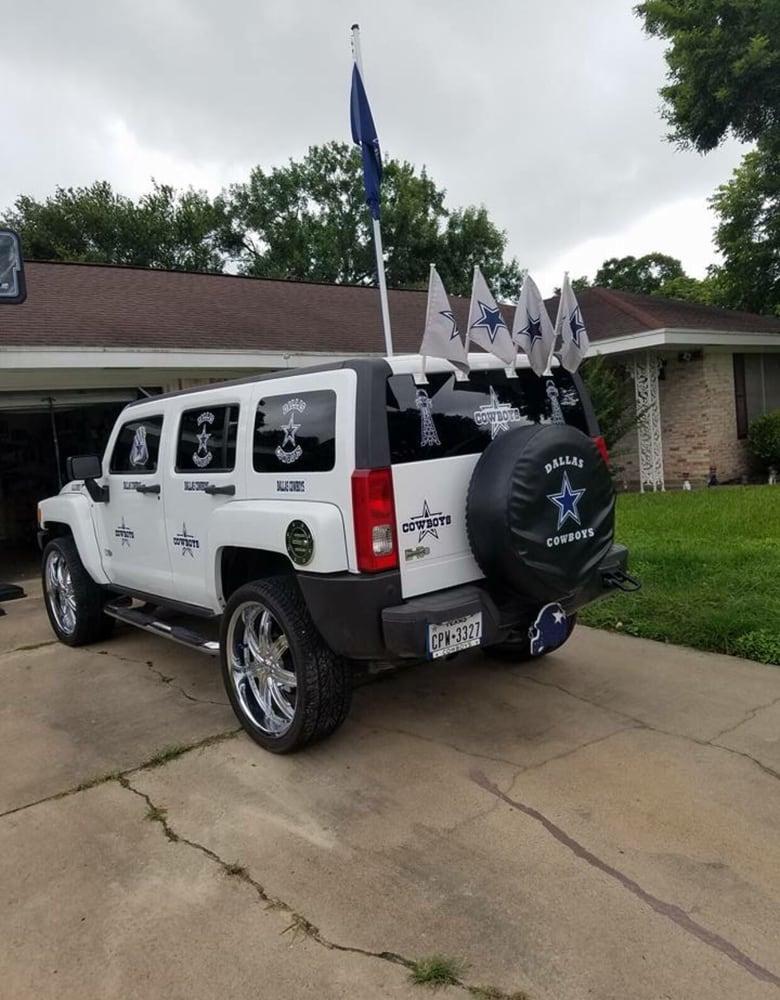 Dallas Cowboys Pro Shop: 5488 S Padre Island Dr, Corpus Christi, TX