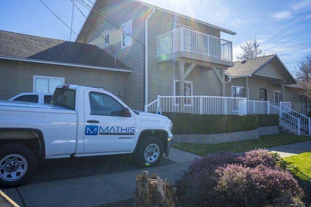 Mathis Exterminating: Bainbridge Island, WA