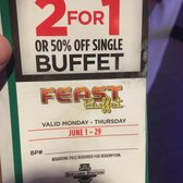 feast buffet 103 photos 124 reviews buffets 4111 boulder hwy rh yelp com red rock feast buffet coupons feast buffet palace station coupons