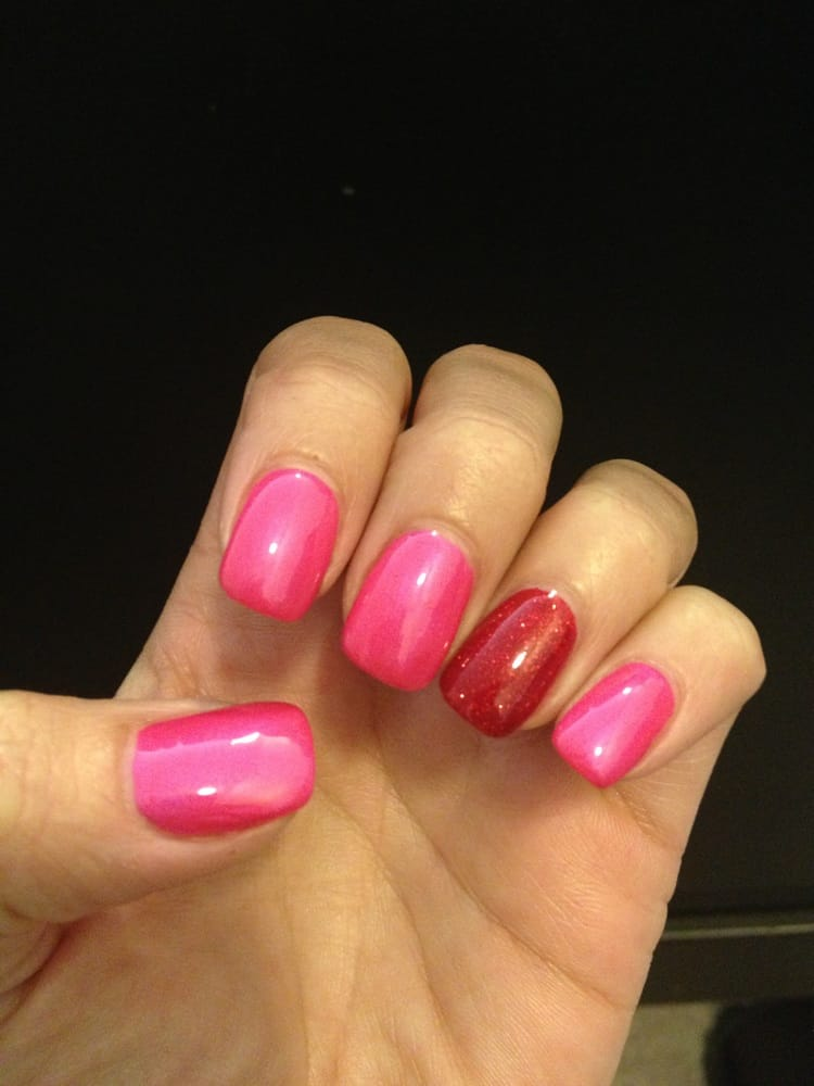 Valentine Nails Shellac Gel Manicure By Cathy Yelp