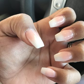 Natural Color Ombre Nails | Best Nail Designs 2018