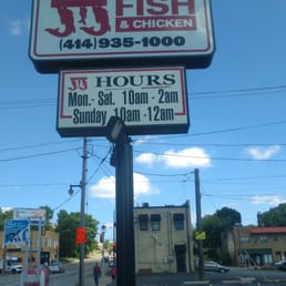 Jj fish chicken 13 reviews chicken wings 1334 n for Jj fish near me