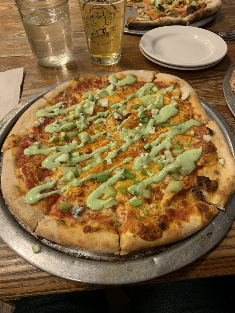 Union Pizza and Brewing