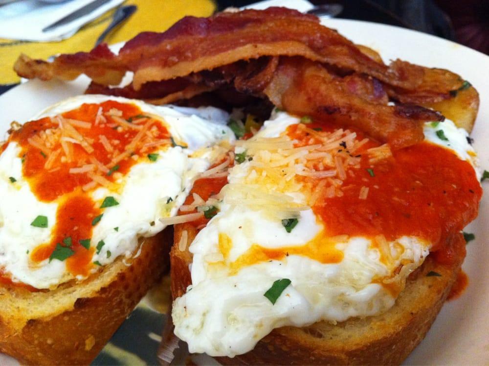 Italian breakfast sandwich 11 yelp for Italian breakfast