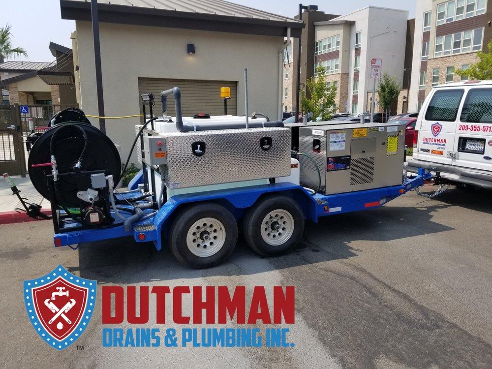 Dutchman Drains & Plumbing: Atwater, CA