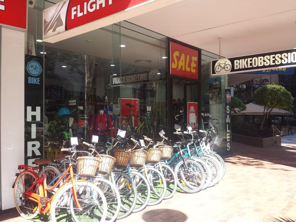 Bike Obsession: 133 Mary St, Brisbane, QLD