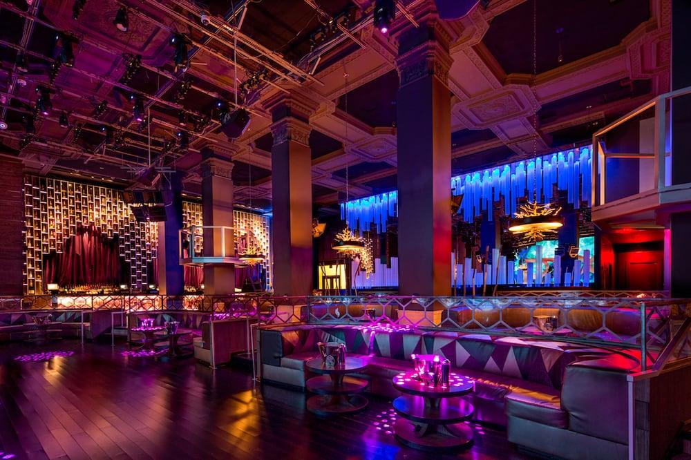 Parq Nightclub: 615 Broadway, San Diego, CA