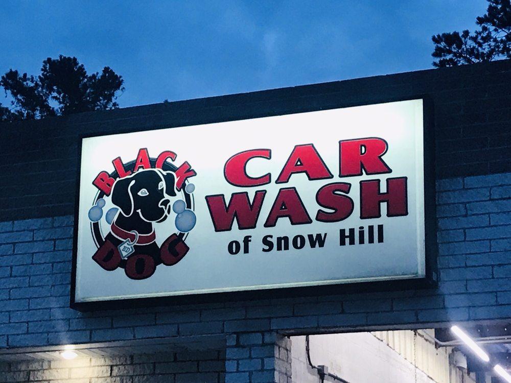 Black Dog Car Wash: 98 Greenwood Sq, Snow Hill, NC