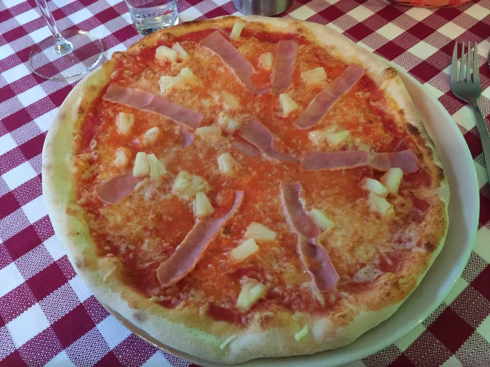 Hawaiian pizza - Yelp