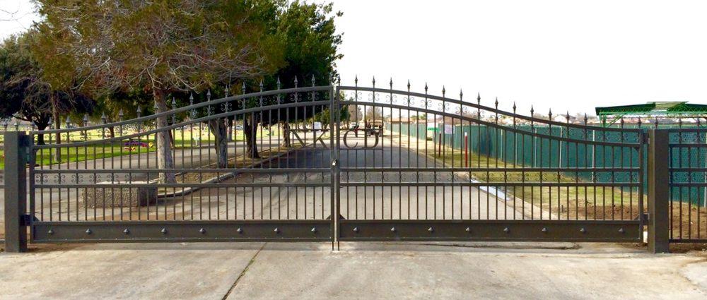 C & H Fence & Patio: 1752 Girard St, Delano, CA