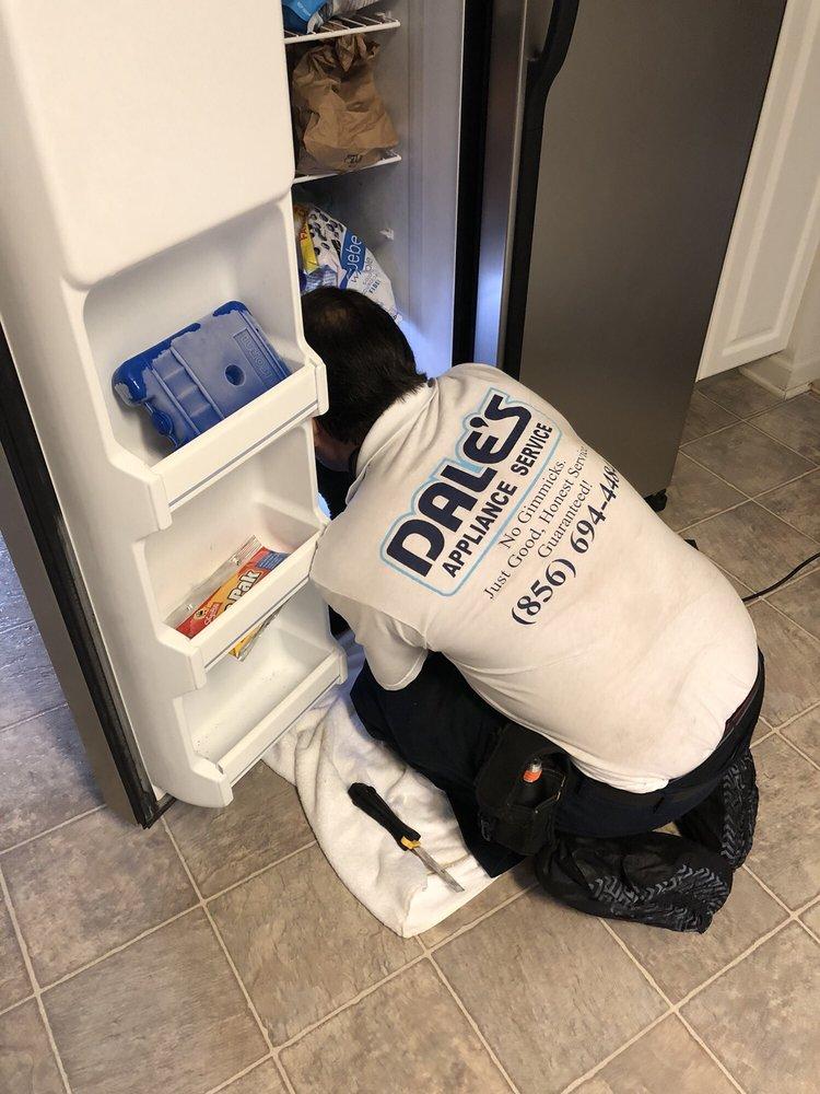 Dale's Appliance Service: 2210 Harding Hwy, Newfield, NJ