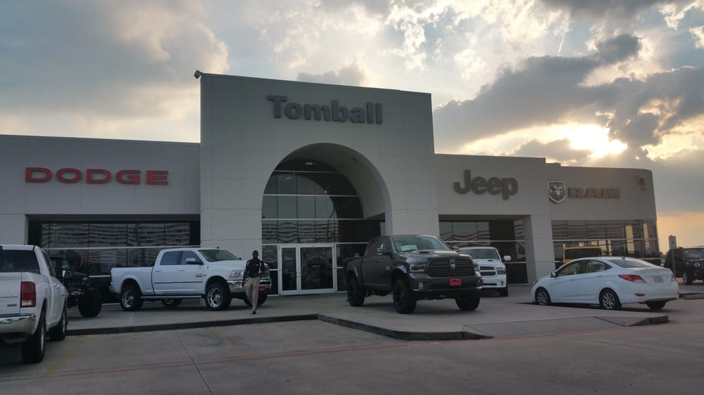 Photos for Tomball Dodge Chrysler Jeep - Yelp
