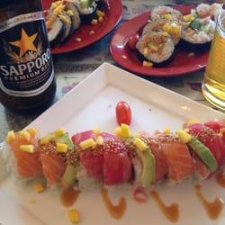 Photo Of Shintori Sushi Factory Santa Barbara Ca United States