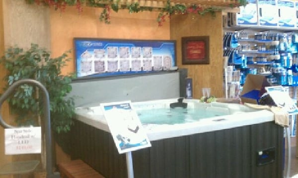 Bonnie Clyde S Pools And Spas Pool Hot Tub 1926 S Main St Weatherford Tx United