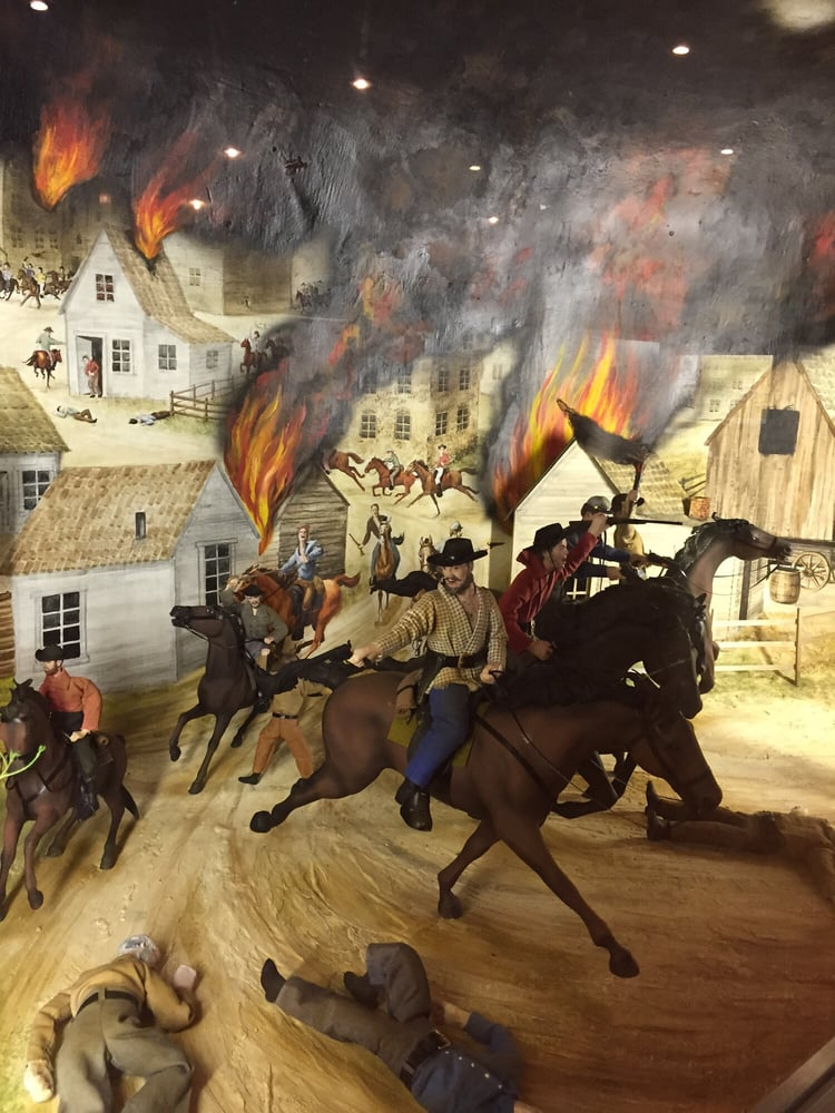 Lone Jack Battlefield Museum: Lone Jack, MO