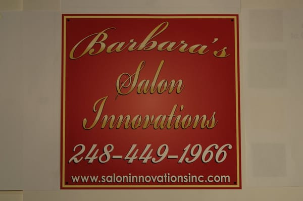 Barbara\'s Salon Innovations 201 S Center St Northville, MI ...