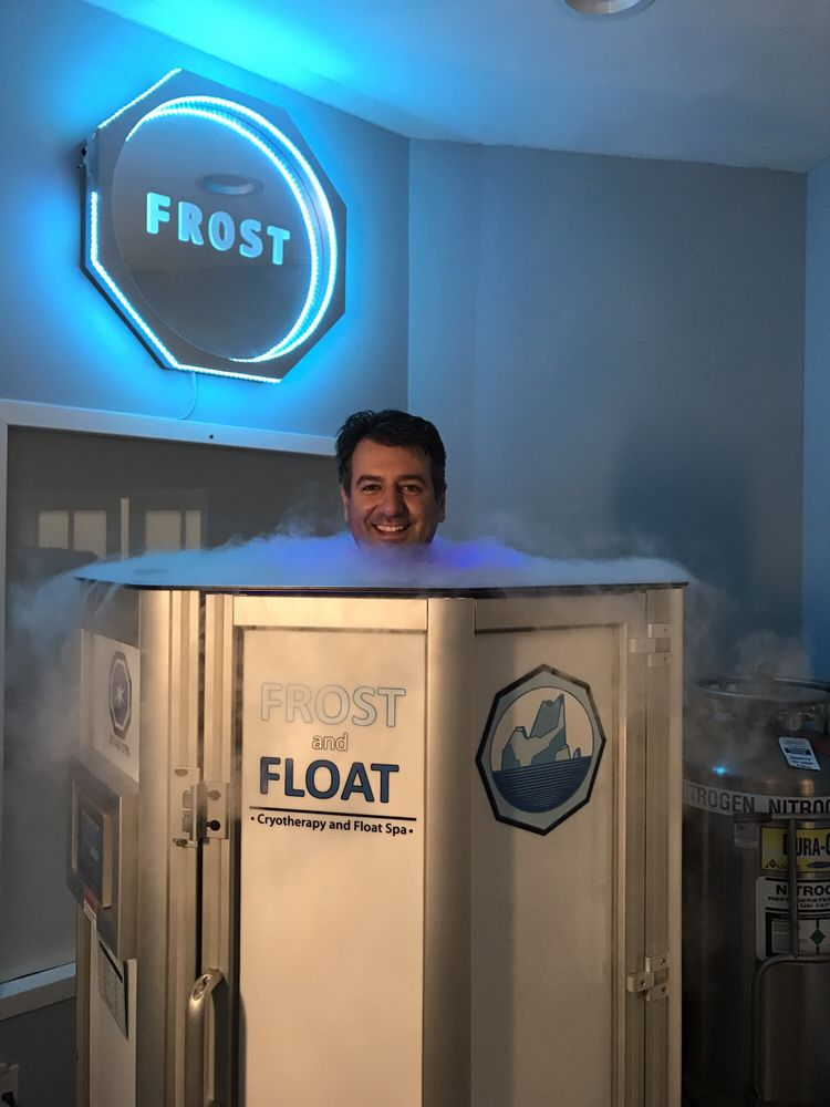 Frost and Float Spa: 1201 Washington St, Newton, MA