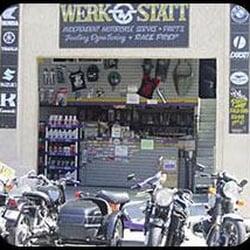 werkstatt motorcycle repair - closed - 134 reviews - motorcycle