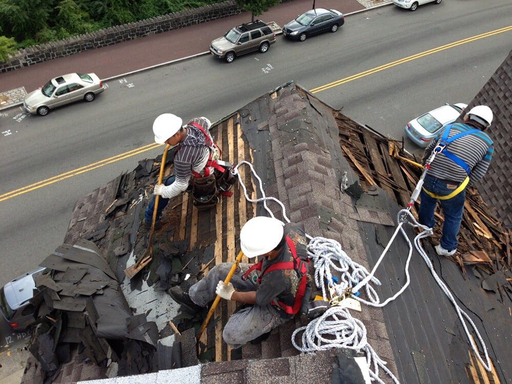 Flat Roof Replacement Three Brothers Roofing Contractors