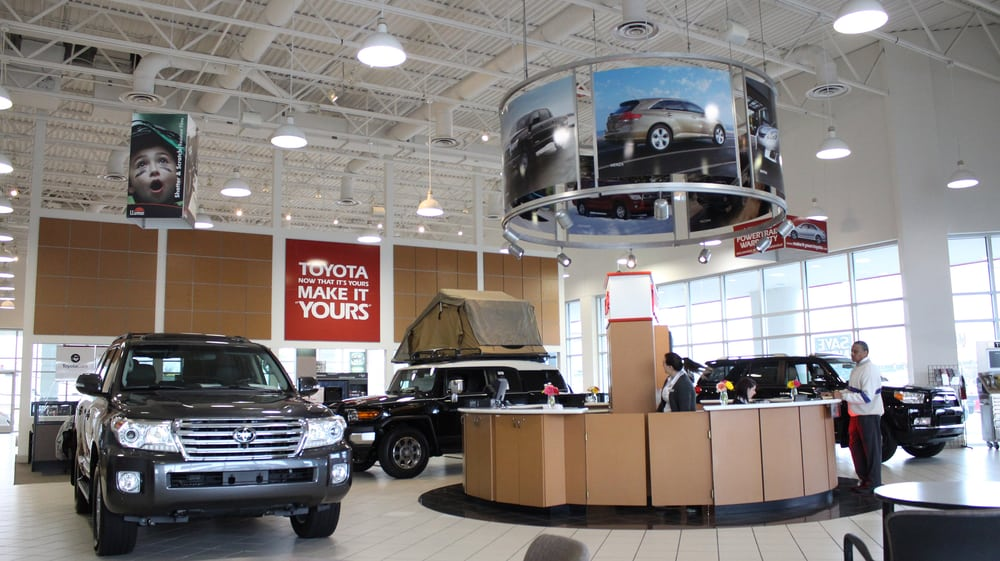 Great Toyota Knoxville   27 Reviews   Car Dealers   10415 Parkside Dr, Knoxville,  TN   Phone Number   Yelp