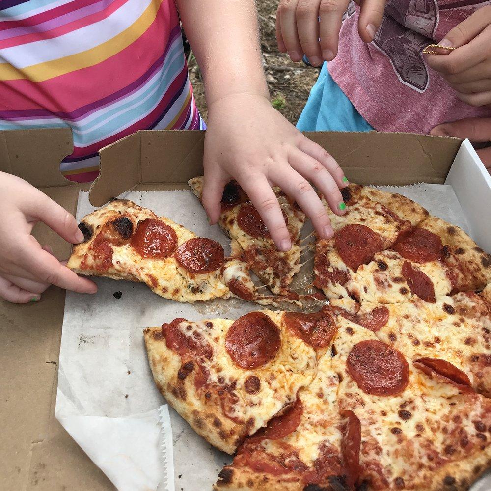Bodacious Pizza: 309 Aragona Blvd, Virginia Beach, VA