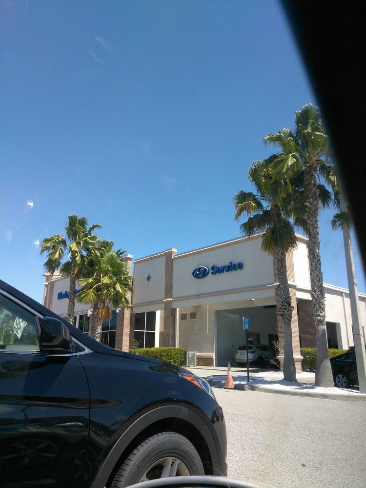 Hyundai of wesley chapel 29 anmeldelser bilforhandlere for Jj fish wesley chapel