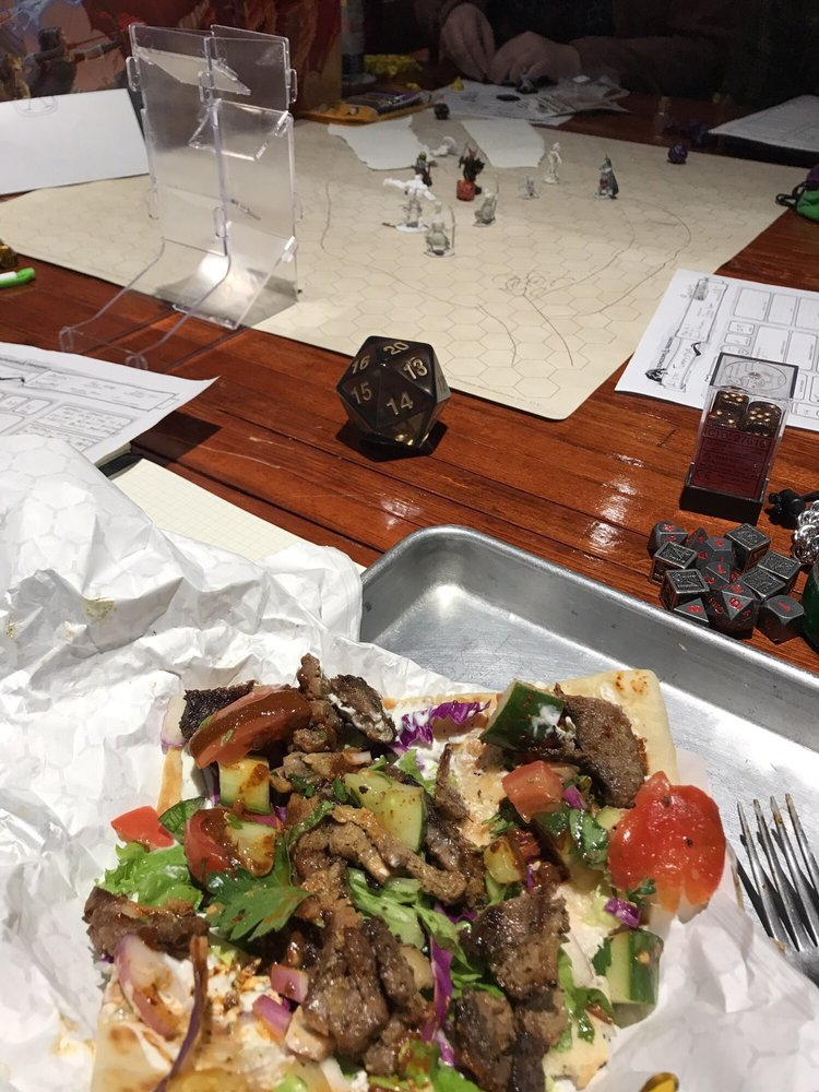Dungeons and Dragons and meat! - Yelp