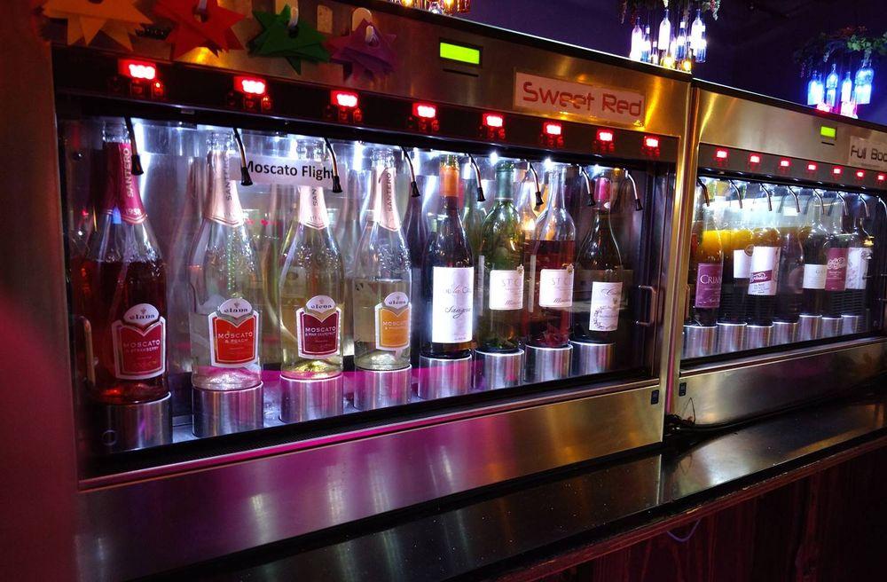 Mystic Grape Wine Bar & Suds: 2270 Joe Battle Blvd, El Paso, TX