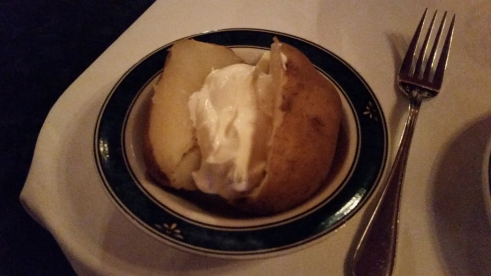 baked potato restaurant market analysis This statistic shows the average purchased quantity per person per week of fresh and processed potatoes eaten outside the home in the.