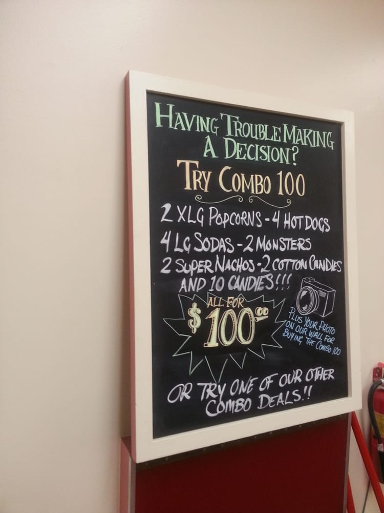 Cinema 6 Yucca Valley >> The Famous 100 Combo Which Will Get You A Pic On Their Wall