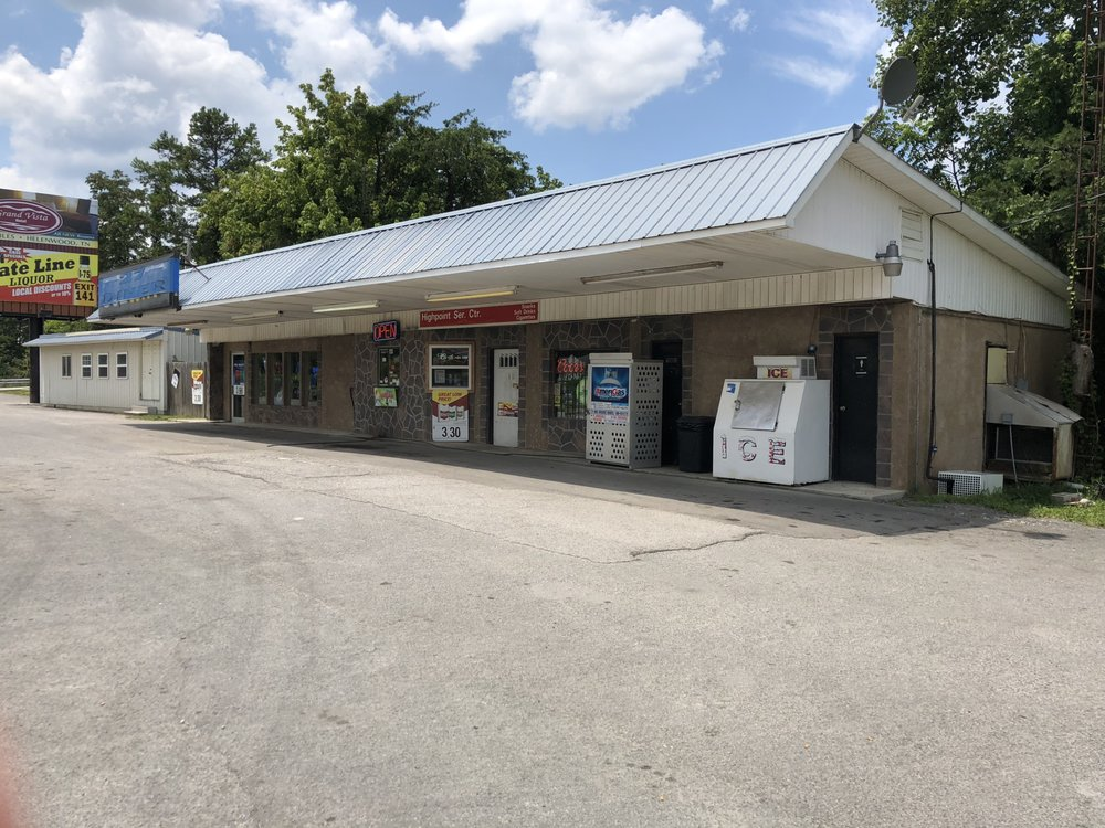 High Point Service Center: 15775 Scott Hwy, Oneida, TN