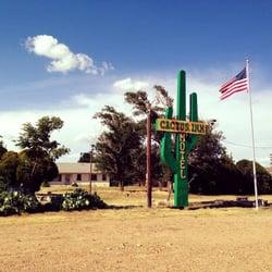 Photo Of Cactus Inn Mclean Tx United States Semi Truck Parking