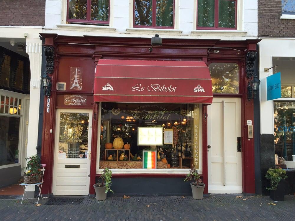 Bibelot, Le: Oudegracht 181, Utrecht, UT
