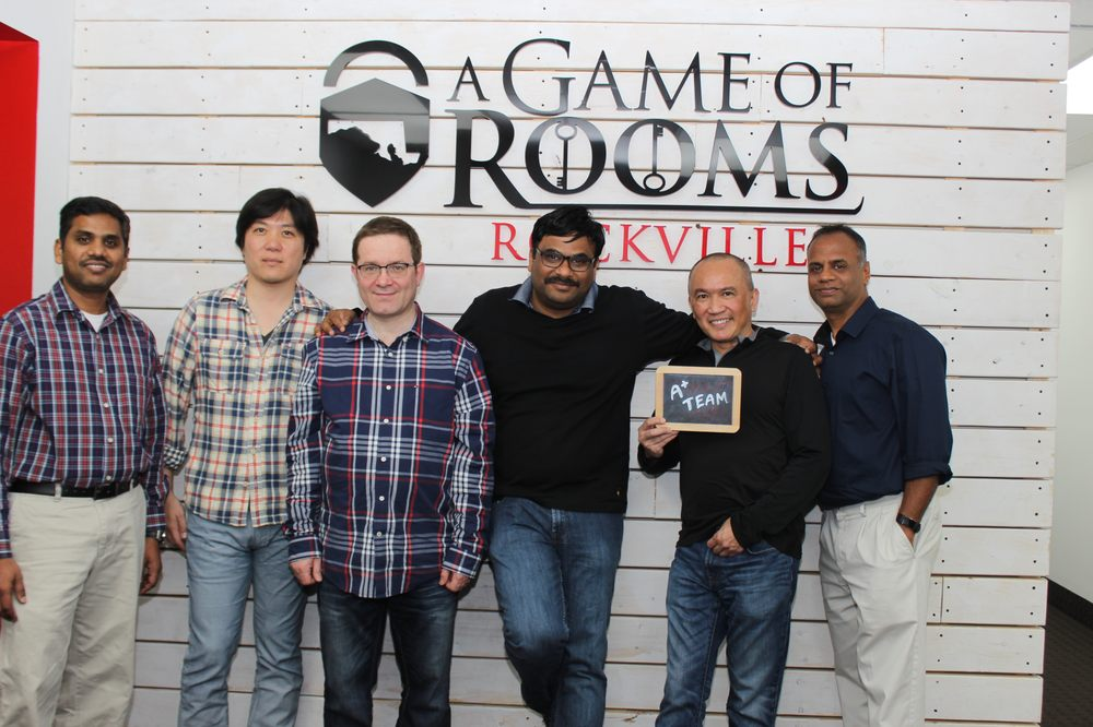 A Game of Rooms Rockville