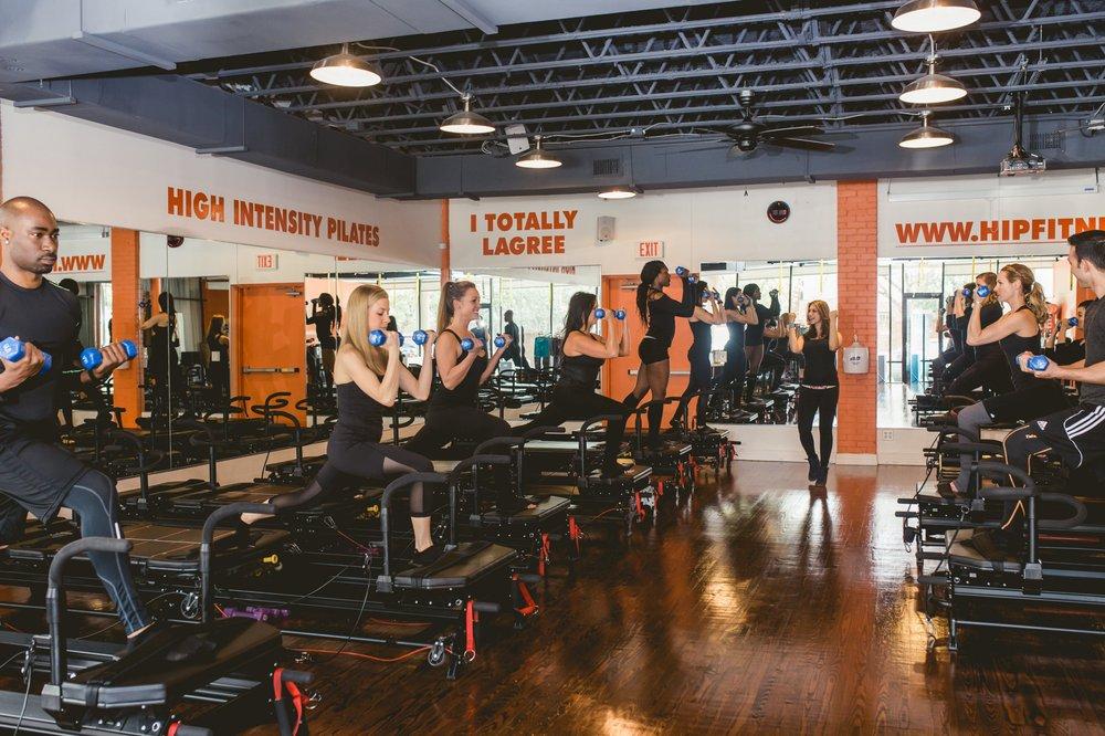 HIP Fitness - River Oaks: 2400 Mid Ln, Houston, TX