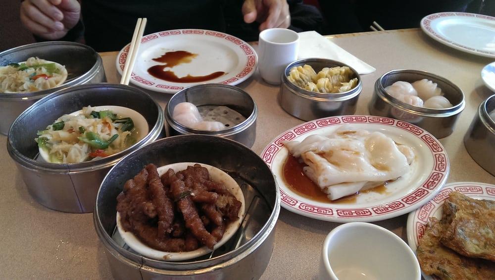 Eden Prairie Center Chinese Food