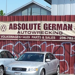 Absolute German - 17 Reviews - Auto Parts & Supplies - 9510 14th Ave