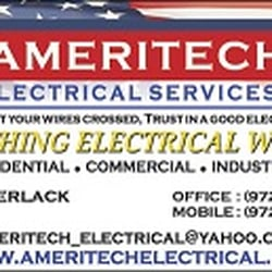 Ameritech Electrical Services Electricians 15130 Marsh