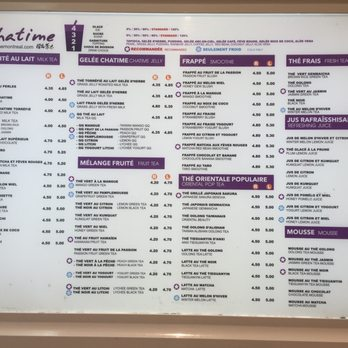 Chatime - 44 Photos & 20 Reviews - Coffee & Tea - 3428